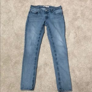 Levi's 524 super too low jeans